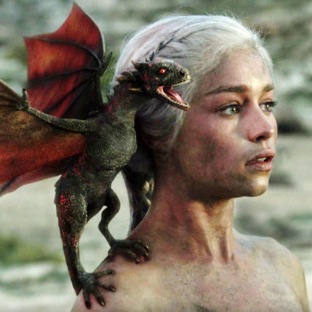 Daenerys Targaryen Game of Thrones - life lessons for women from the mother of dragons - Season 4 trailer - female characters - get what you want - life features - handbag.com