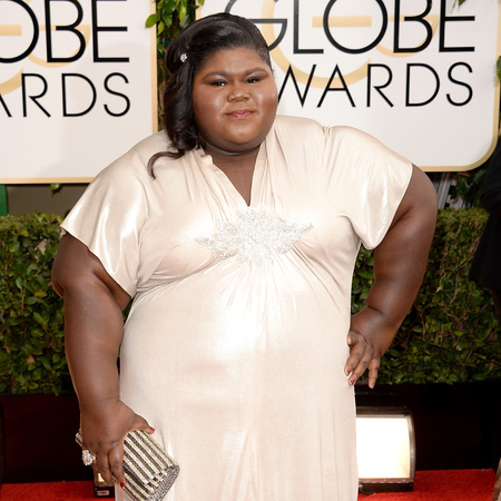 Gabourey Sidibe Golden Globes - fat shaming - Twitter trolls - overweight - celebrity fashion -  twitter debate - life news - handbag.com