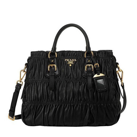 The Prada Gaufre Nappa Bag