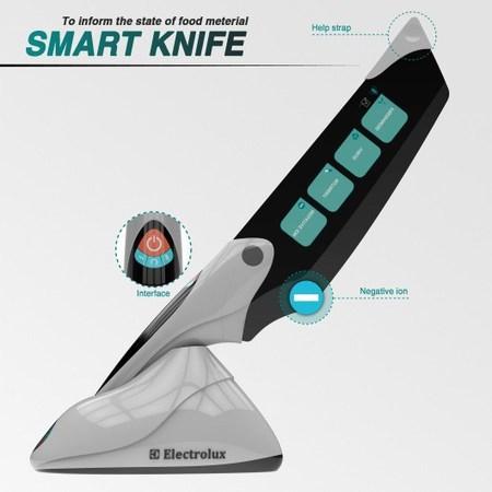 The smart knife kitchen gadget - food and drink news - handbagcom