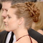 Hair How To: Amy Adams' Golden Globes updo