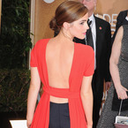 Emma Watson's dress and leggings?