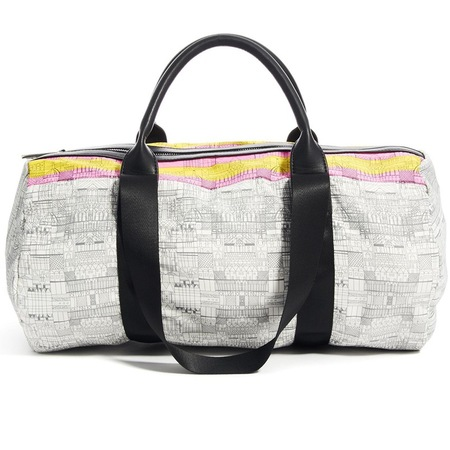 Asos printed gym bag - 5 of the best gym bags - fitness feature - handbag.com