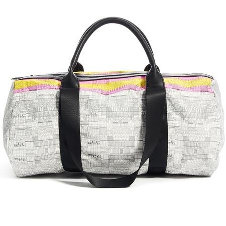 Asos printed gym bag - 5 of the best gym bags - fitness feature - handbag.com