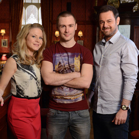 Lee Carter - new eastenders character - eastenders spoilers - Danny Dyers son - carter secret - handbag.com