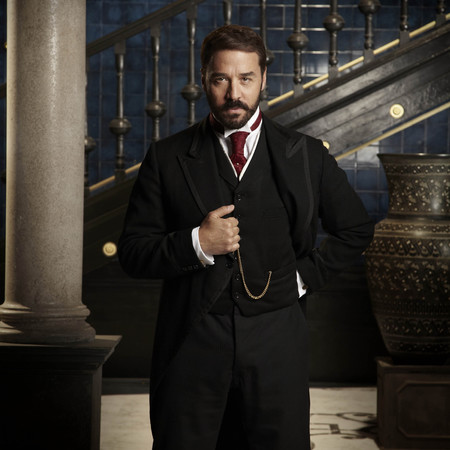 Mr Selfridge - jeremy piven - series 2 - episode one - returns - Agnes and Victor reunite - handbag.com