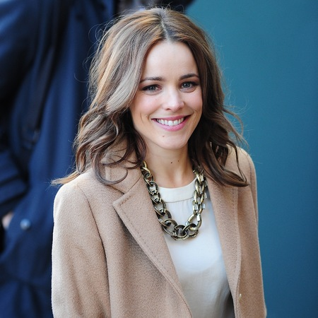 Rachel McAdams has a beautiful blow dry at Sundance film festival - celebrity hair and beauty - celebrity fashion - awards season - celebrity trend - handbag.com