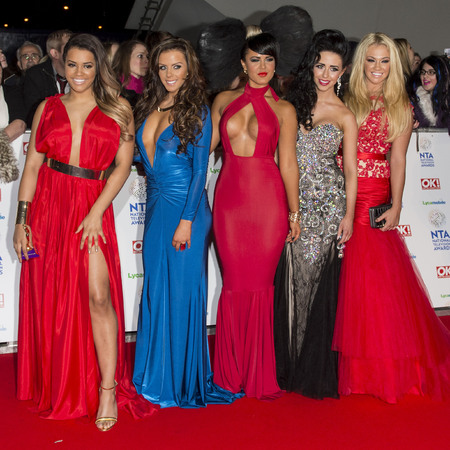 the valleys girls - bad fashion disasters - national television awards 2014 - handbag.com