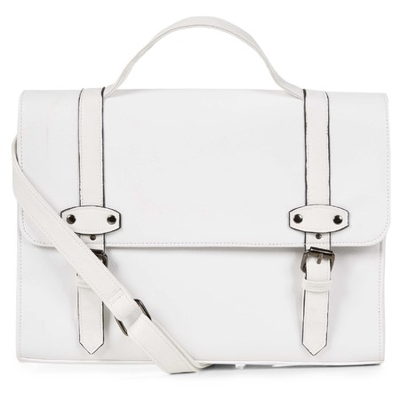 white satchel bag - primark spring summer 2014 - highstreet handbag trends - handbag.com