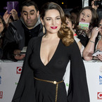 Dresses rebel at the National Television Awards