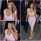 Kim Kardashian customising Dior?