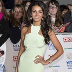 Would you wear pastel green like Michelle Keegan?