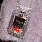 The Chanel perfume bottle handbag has a new fan
