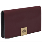 Mulberry's new reversible clutch bag