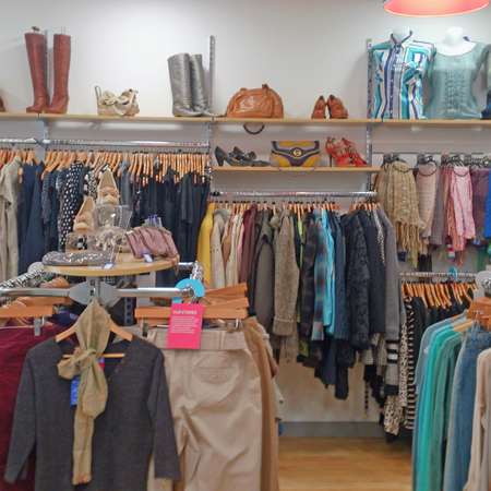 Cancer research - the best charity shops in london - tips for charity shopping - inside the charity shop - handbag.com