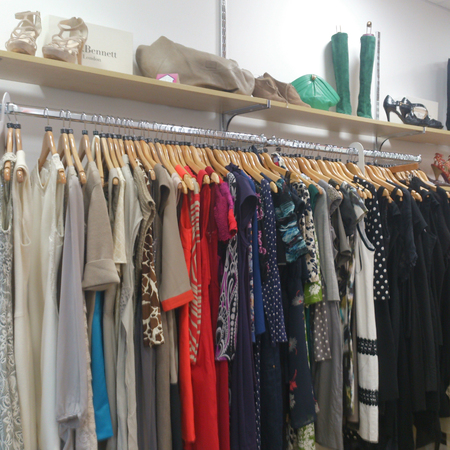 Cancer research - the best charity shops in london - tips for charity shopping - handbag.com