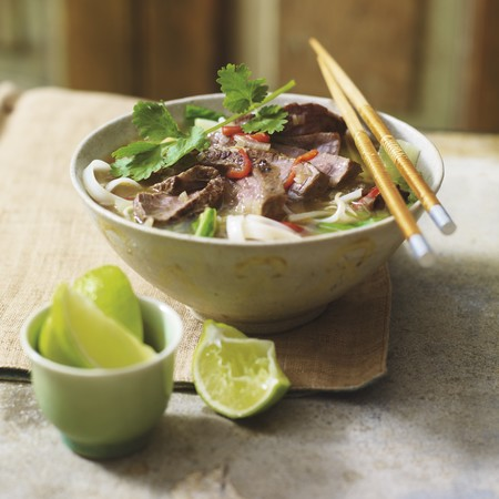 Easy and healthy beef noodle soup recipe - Chinese recipe - evening bag - handbag.com