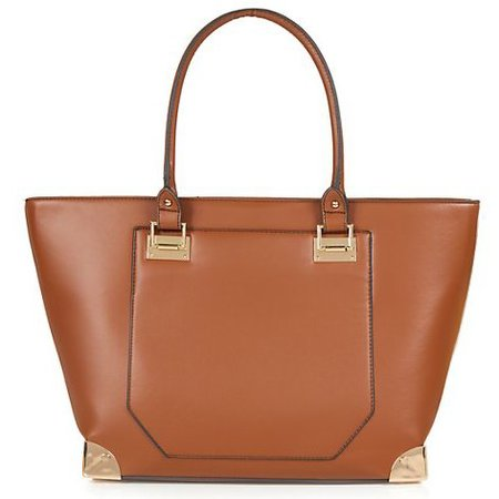 new handbag from high street - new look - brown shopper shoulder bag - handbag.com