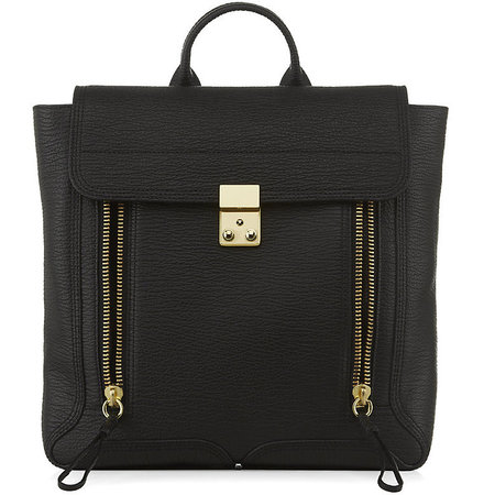 phillip lim leather backpack - handbag trends spring summer 2014 - designer leather backpack - handbag.com