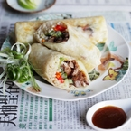 Ching He Huang's modern spring roll recipe