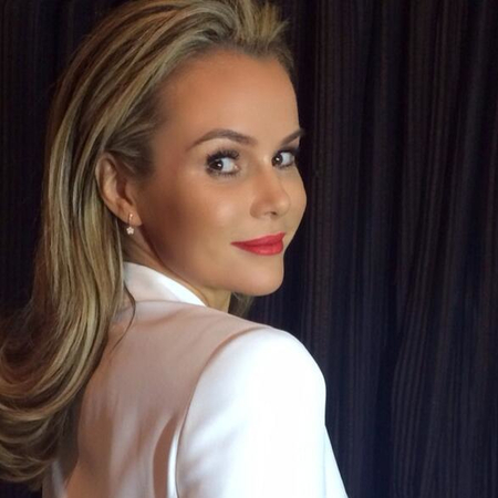 Amanda Holden's hair and makeup looks for Britain's Got Talent