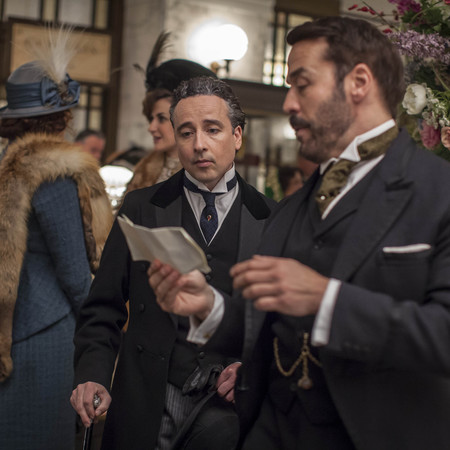 Mr selfridge - itv - harry and lord loxley - handbag.com