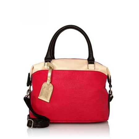 next handbags - red bowler - spring summer bags - handbag.com