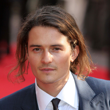 Orlando Bloom with long hair - celebrity men hairstyles - long hairstyles - celebrity hair and beauty - handbag.com