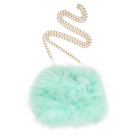 River Island - feather handbag - Spring Summer high street handbags - handbag.com