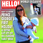 Prince George already has better holidays than you