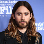 Jared Leto you have beautiful hair