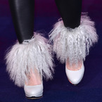 Katie Price, let's talk red carpet footwear
