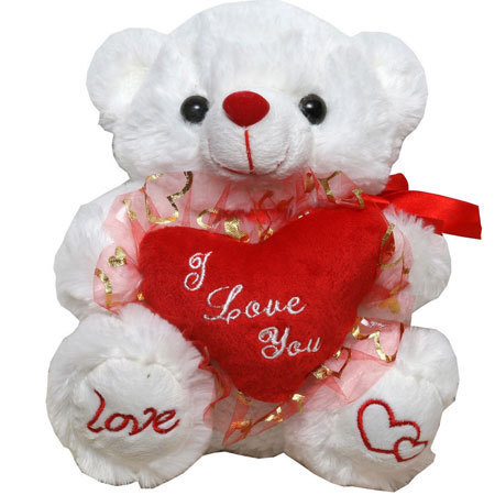 Valentine's Day teddy bear gift - unwanted gifts - handbag.com
