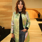 POLL: Alexa Chung's jeans too casual for NYFW?