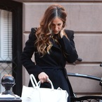 SJP coordinates her Jil Sander with the snow