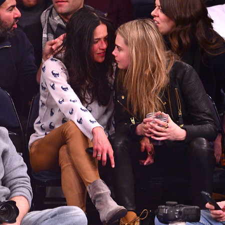 Cara Delevingne and Michelle Rodriguez confirm they are a couple - celebrity relationships - celebrity dating - celebrity news - handbag.com