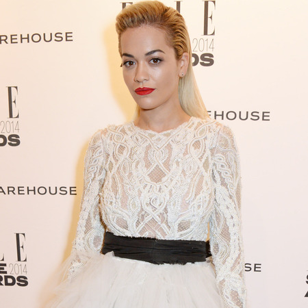 Rita Ora at the Elle Style Awards