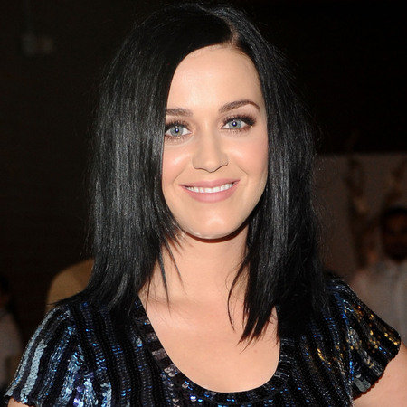 katy perry with bob haircut - short and mid length hairstyle ideas - celebrity hair trend - handbag.com
