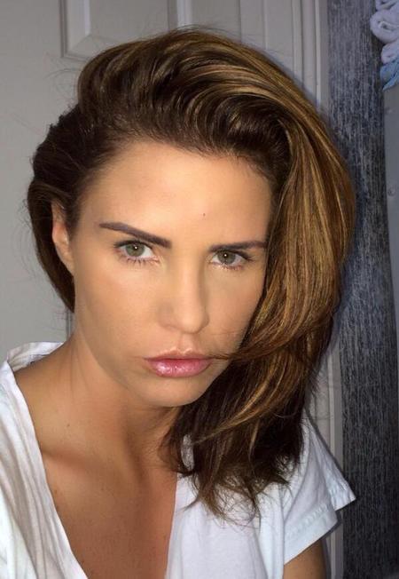 katie price - jordan - short hair - hair cut - handbag.com
