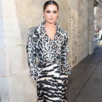Oh wow Cheryl Cole, that's animal print alright