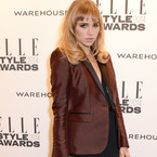 Suki Waterhouse has a 'big arse'...apparently