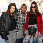 Kendall is that a necklace or a bum bag?