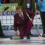 Anchor Man 3: Ron Burgundy on ice