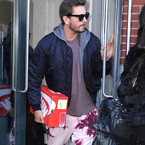 Scott Disick, we need to talk about the trousers
