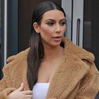 Kim Kardashian's shiny hair secret?