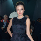 Miranda Kerr wears the party dress of your dreams
