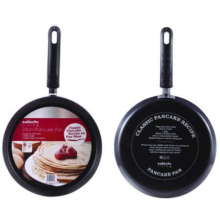 Sabichi 24cm Pancake Pan sold at Very - kitchen essentials - handbag.com