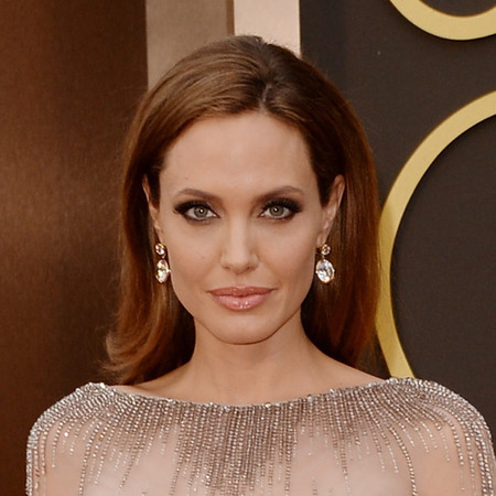 Angelina Jolie at the Oscars 2014