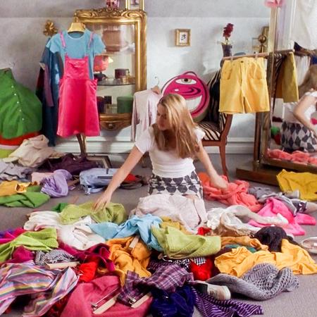 clueless - wardrobe - detox spring clean wardrobe - handbag.com
