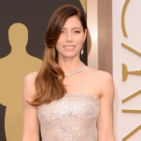 Jessica Biel at the Oscars 2014